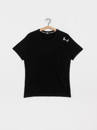 T-shirt Stoprocent Smalltag (black)