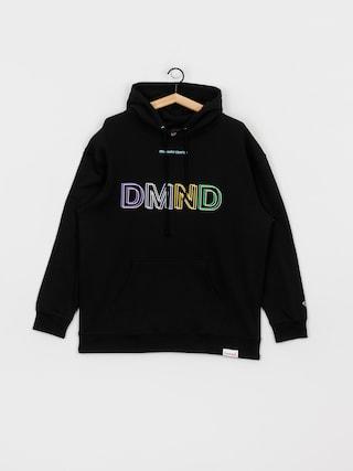 Bluza z kapturem Diamond Supply Co. 3 Dmnd HD (black)
