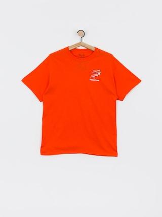 T-shirt Primitive Connection (orange)