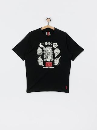 T-shirt Element Flash (flint black)