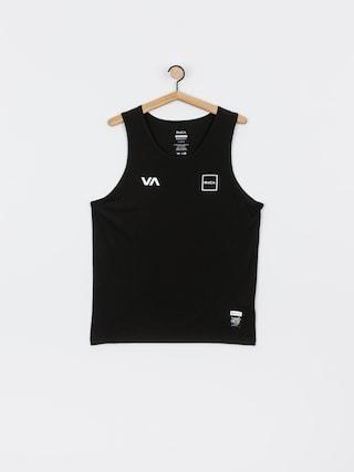 Koszulka RVCA Rvca Lane (black)