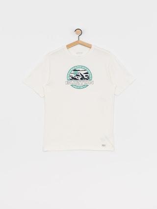 T-shirt Burton Keyway (stout white)