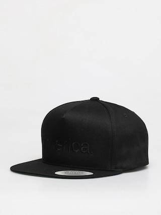 Czapka z daszkiem Emerica Pure Snapback ZD (black)