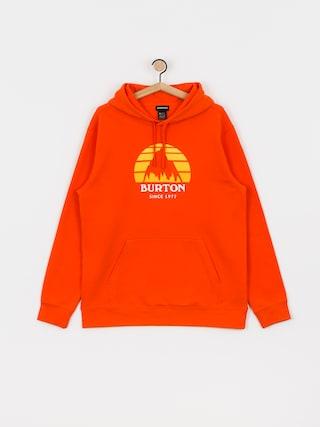 Bluza z kapturem Burton Underhill HD (orangeade)