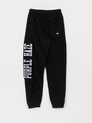 Spodnie Diamond Supply Co. Purple Haze Patch (black)