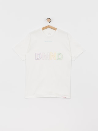 T-shirt Diamond Supply Co. 3 Dmnd (white)