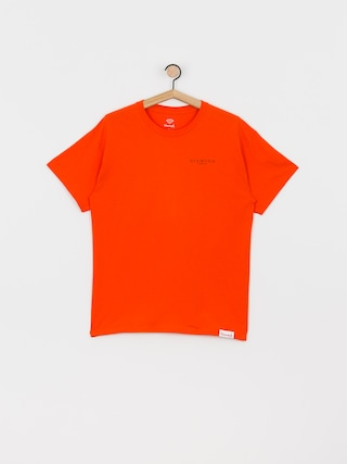 T-shirt Diamond Supply Co. Heritage (orange)