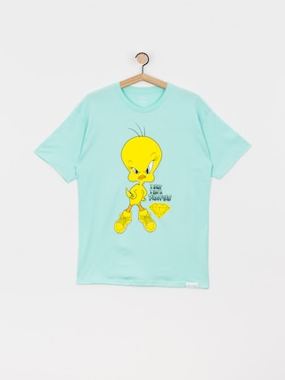 T-shirt Diamond Supply Co. Puddy Tat (diamond blue)