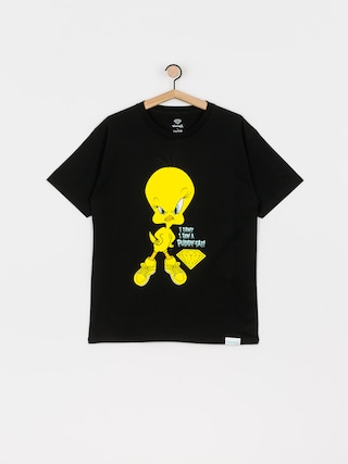 T-shirt Diamond Supply Co. Puddy Tat (black)