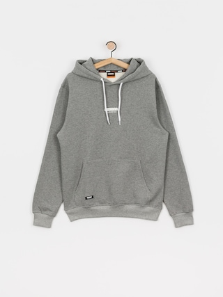 Bluza z kapturem MassDnm Classics Small Logo HD (lt heather grey)