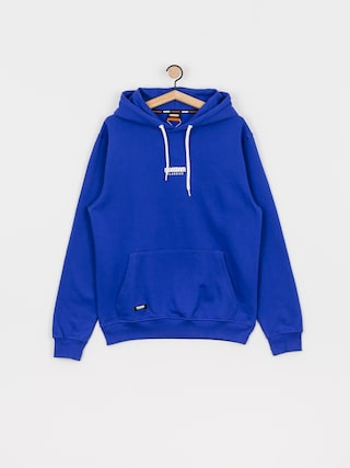Bluza z kapturem MassDnm Classics Small Logo HD (royal)