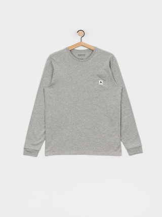 Longsleeve Burton Colfax (gray heather)