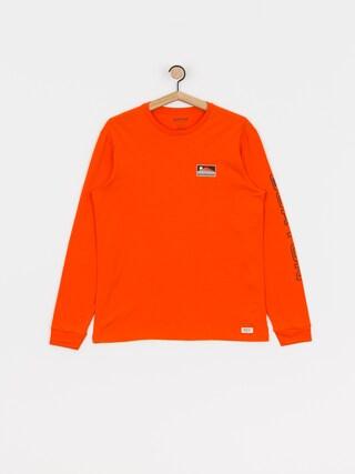 Longsleeve Burton Cloudspeed (orangeade)