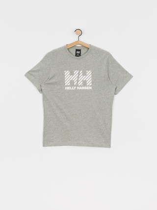 T-shirt Helly Hansen Active (grey melange)