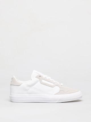 Buty adidas Originals Continental Vulc (ftwwht/ftwwht/ftwwht)