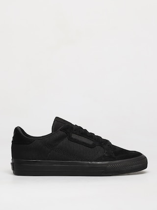 Buty adidas Originals Continental Vulc (cblack/cblack/ftwwht)