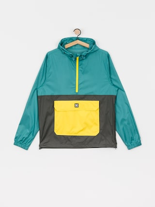 Kurtka DC Sedgefield Packable (teal)