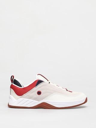 Buty DC Williams Slim S (white/navy/red)