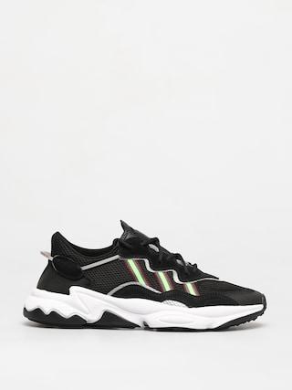 Buty adidas Originals Ozweego (core black/solar green/onix)