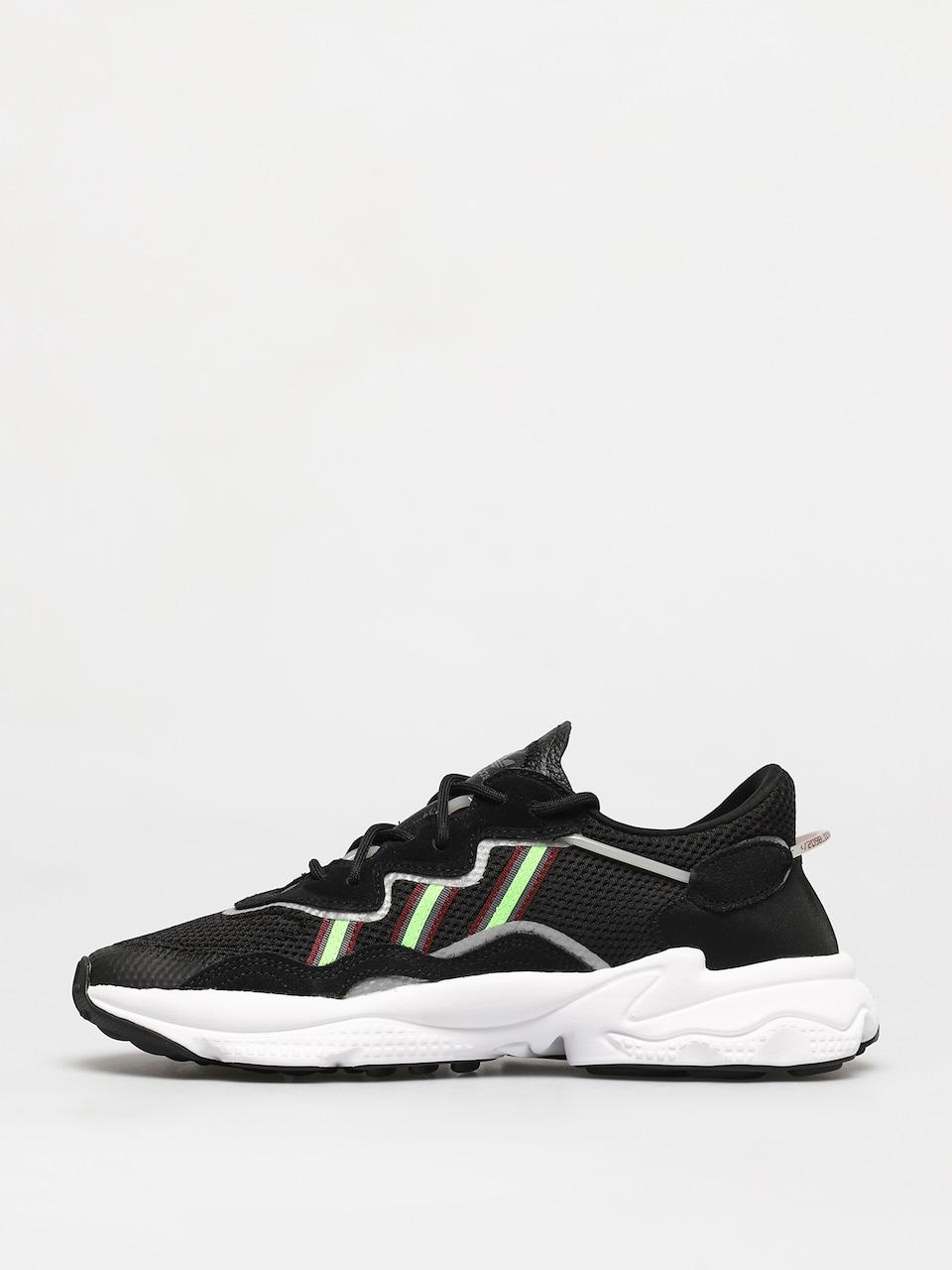 Buty adidas Originals Ozweego (core blacksolar greenonix)