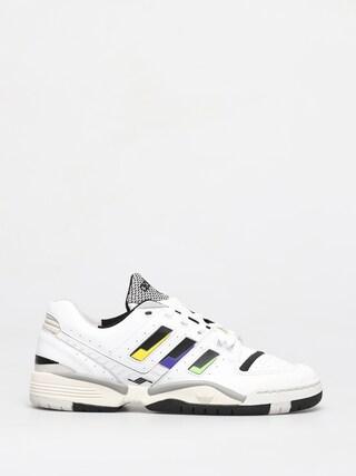 Buty adidas Originals Torsion Comp (ftwr white/core black/solar yellow)