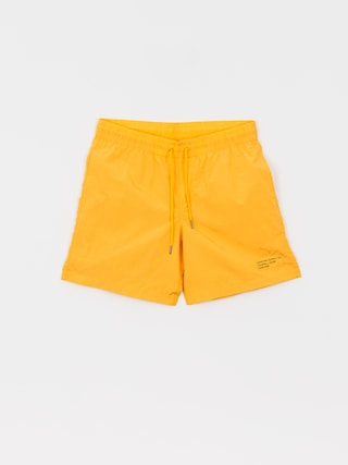 Szorty Diamond Supply Co. G I Nylon (mustard)