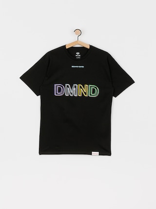 T-shirt Diamond Supply Co. 3 Dmnd (black)