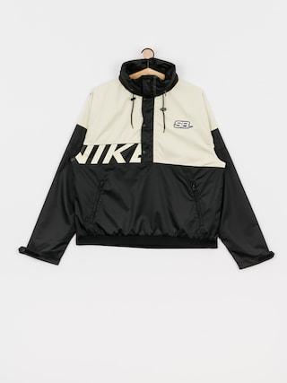 Kurtka Nike SB Anorak (black/fossil/black/fossil)