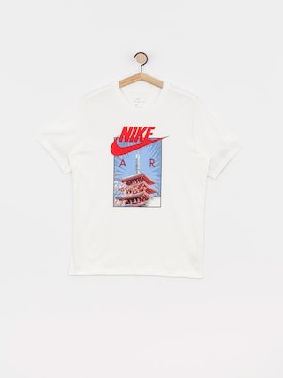 T-shirt Nike Air Photo (white)