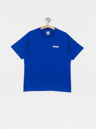 T-shirt Polar Skate Staircase (blue)