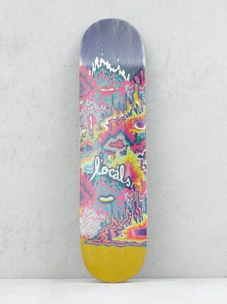 Deck Locals Skateboards Collage (daybreak)