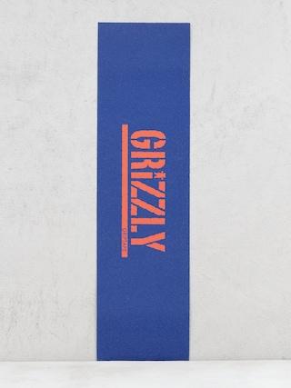 Papier Grizzly Griptape Stamp Necessities (navy/orange)