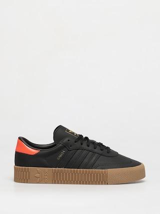 Buty adidas Originals Sambarose Wmn (cblack/cblack/solred)