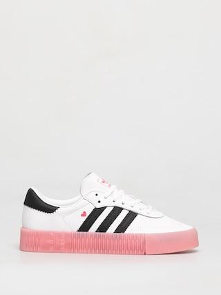 Buty adidas Originals Sambarose Wmn (ftwwht/cblack/glopnk)
