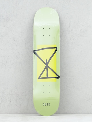 Deck Sour Solution Sourglass (yellow)