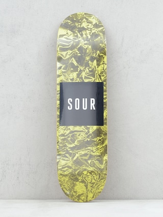 Deck Sour Solution Foil (gold)