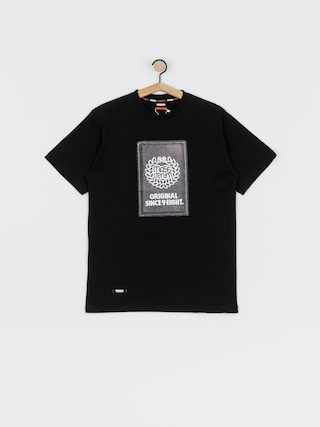 T-shirt MassDnm Label (black)