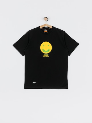 T-shirt MassDnm Smile (black)