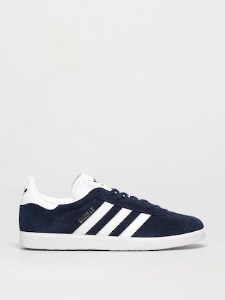 Buty adidas Originals Gazelle (collegiate navy/white/gold met)