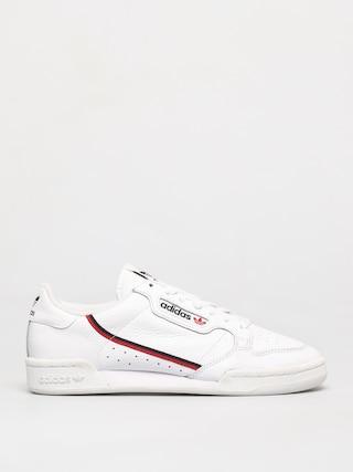 Buty adidas Originals Continental 80 (ftwwht/scarle/conavy)