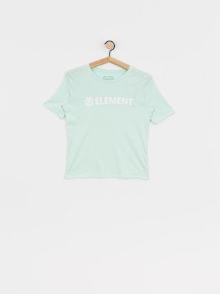 T-shirt Element Element Logo Wmn (brook green)