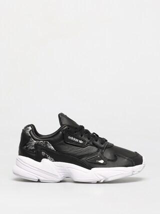 Buty adidas Originals Falcon Wmn (core black/core black/silver met)