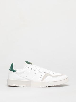 Buty adidas Originals Supercourt (white/white/collegiate green)