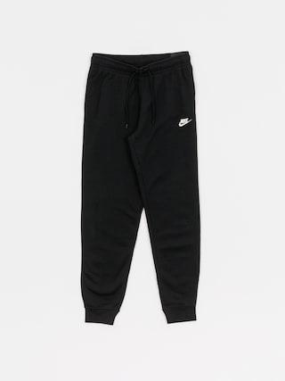 Spodnie Nike Essntl Pant Reg Flc Wmn (black/white)