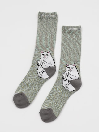 Skarpetki RipNDip Lord Nermal (grey speckle)