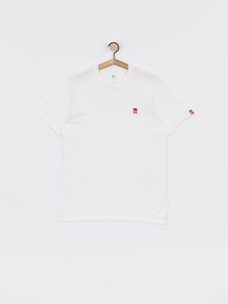 T-shirt eS Main Block Emb (white)