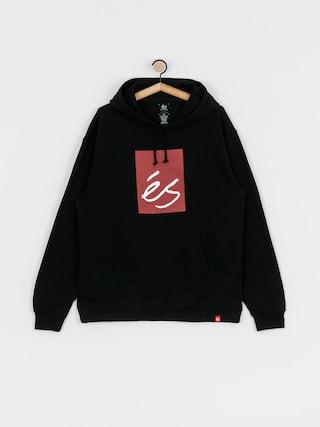 Bluza z kapturem eS Main Block HD (black)