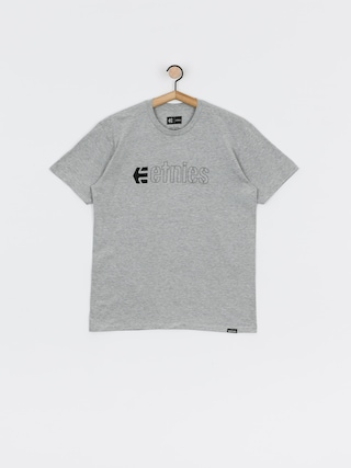 T-shirt Etnies Ecorp (grey/heather)