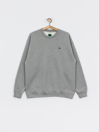 Bluza Emerica Triangle Staple Crew Neck (grey/heather)