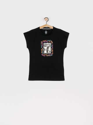 T-shirt Volcom Dare Wmn (black)